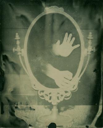 Amalia Hernandez, tintype, 2012