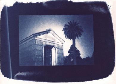Meagan Raines, cyanotype, 2012