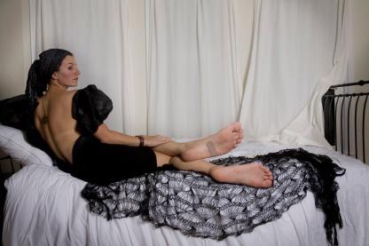 Odalisque Feet